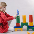 Young architector — Stock Photo