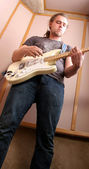 Guitarman — Zdjęcie stockowe
