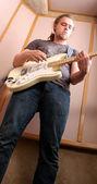 Guitarman — Stok fotoğraf