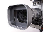 Dv-cam camcorder close-up — Stock Photo