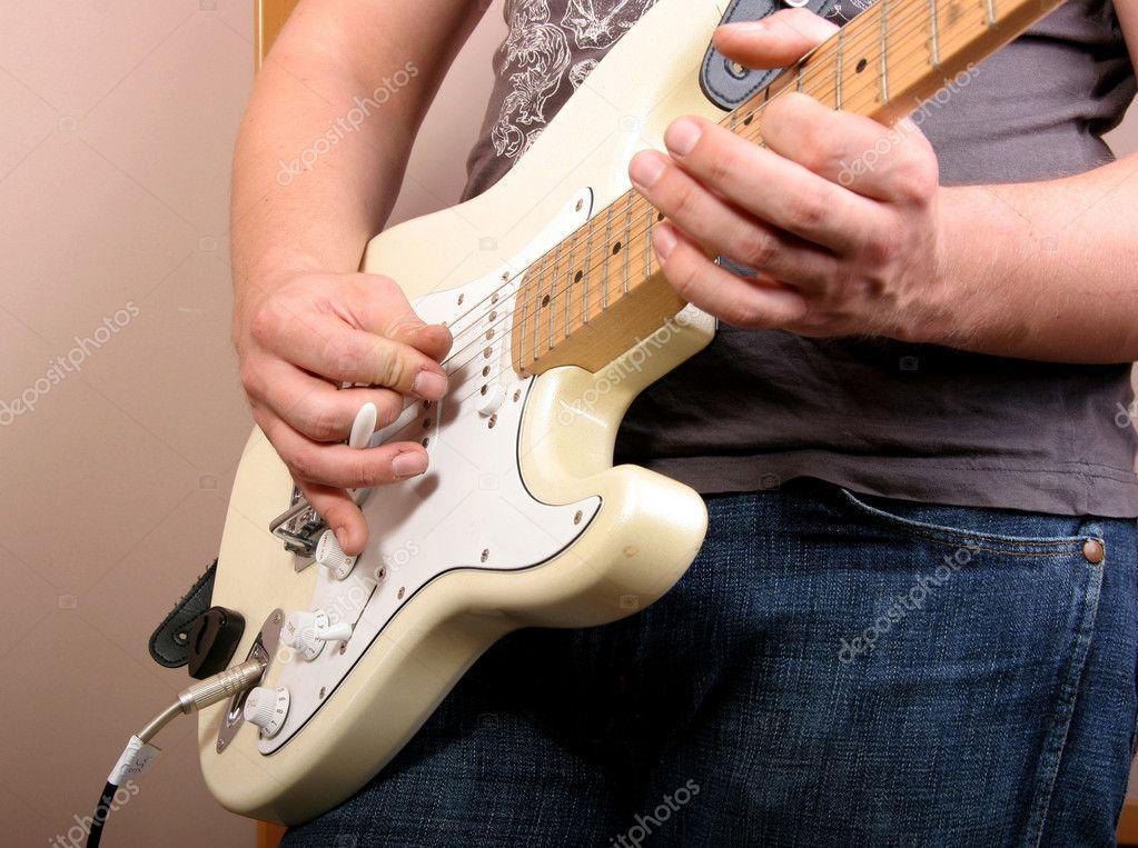 Гитарист фото на аву