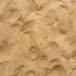 Sandy beach texture — Stock Photo
