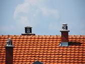 Çatı — Stok fotoğraf