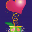 Royalty-Free Stock Vectorafbeeldingen: Love