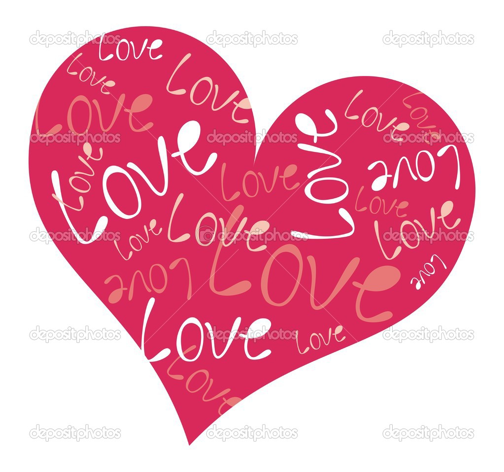 Heart. Vector illustration. — Stock Vector #1797939