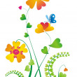 Vector de stock : Flower