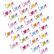Love - Imagen vectorial