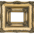 Royalty-Free Stock Photo: Antique wooden frame