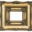 Stock Photo: Antique wooden frame