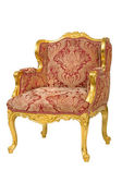Antique armchair — Stock Photo