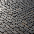 Cobblestone background — Stock Photo #2432087