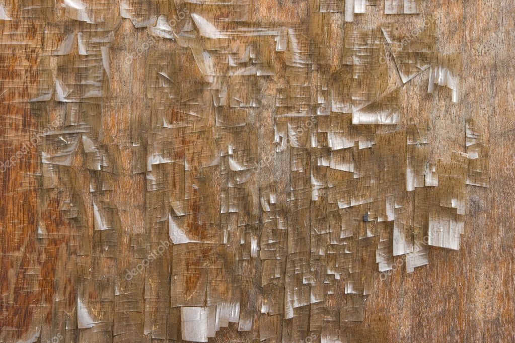 Old Wood texture with cracked paint — Stock Photo #2430147
