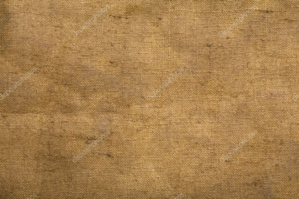 Structure of  canvas of gold color — Stock Photo #2430970