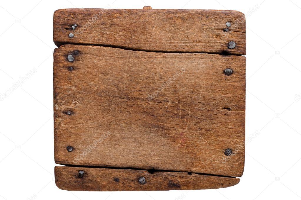Vieille planche de bois avec clous photographie alexavich 2432784 - Vieilles planches de bois ...