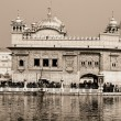 Golden Temple - Stock Photo