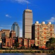 Boston Skyline — Stock Photo #1865781