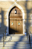Church Gate — Stock Photo