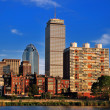 Royalty-Free Stock Photo: Boston Skyline