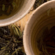 Stock Photo: Green tea