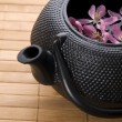 Pot of tea — Stock Photo #1769579