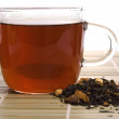 Stock Photo: Breakfast tea