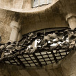 Royalty-Free Stock Photo: La padrera (antonio gaudi)