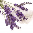 Lavender bath - Foto Stock