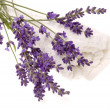 Lavender bath — Foto Stock