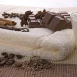 Chocolate spa — Stock Photo #1780273