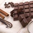 Chocolate spa — Stock Photo #1780324