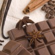 Chocolate spa — Stock Photo #1780432