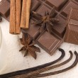 Chocolate spa — Stock Photo