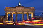 Brandenberg Gate Berlin — Stock Photo