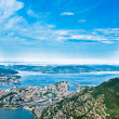 Stock Photo: Bergen city