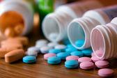 Medicaments — Stock Photo