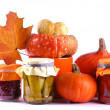 Stockfoto: Homemade preserves