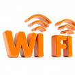Royalty-Free Stock Photo: Wi Fi