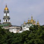 Kiev Pechersk Lavra — Stock Photo #2541083