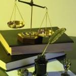 Law — Stock Photo