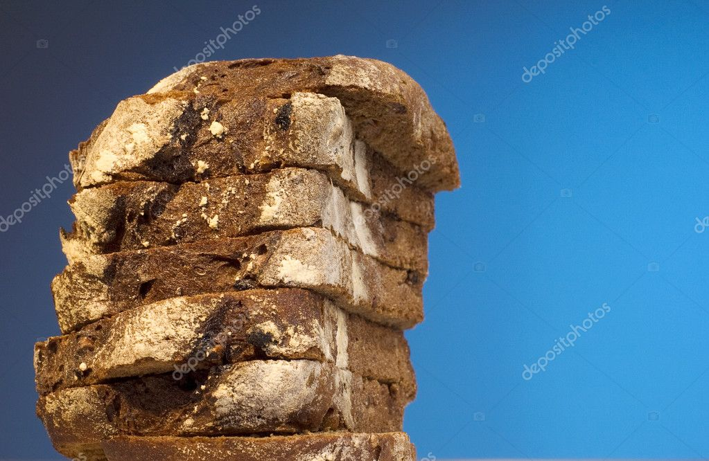 Sliced bread — Stock Photo #1826332