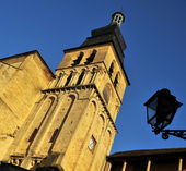 Church tower — Stock Photo
