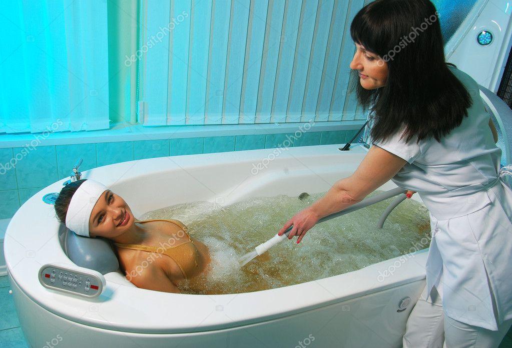 Как сделать ванну с маслом