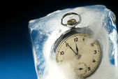 Frozen Time — Stock Photo
