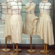 Stock Photo: Dressmaker dummies / mannequines