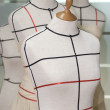 Dressmaker dummies / mannequines — Stock Photo