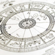 THE WHEEL OF ZODIAC - Stock Photo