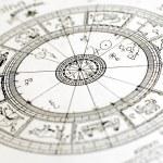 a roda do Zodíaco — Foto Stock