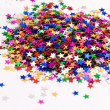 Stock Photo: Confetti Background