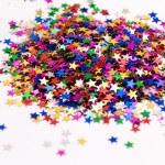 Confetti Background — Stock Photo