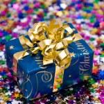 Gift — Stock Photo #1773522